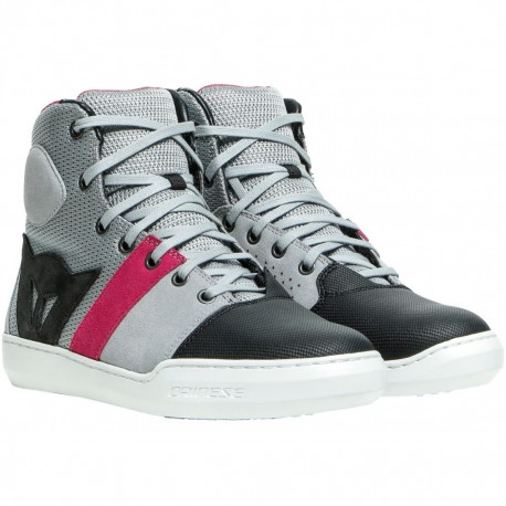 ZAPATILLAS DAINESE YORK LADY AIR GRIS CORAL