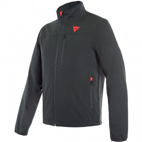 CHAQUETA DAINESE MID-LAYER AFTERIDE NEGRO