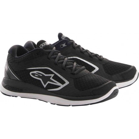 ZAPATILLAS ALPINESTARS ALLOY NEGRO