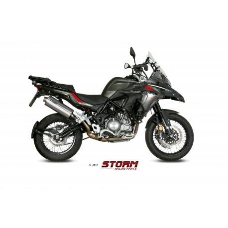 ESCAPE STORM BENELLI TRK 502X 18-