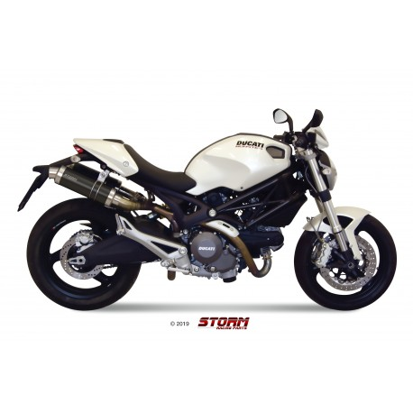 ESCAPE STORM DUCATI MONSTER 696 08-14