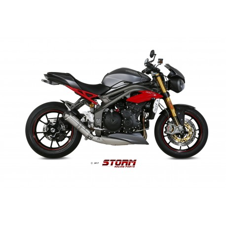 ESCAPE STORM TRIUMPH SPEED TRIPLE 1050 11-15