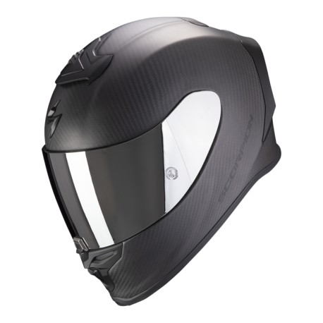 CASCO SCORPION EXO-R1 CARBON NEGRO MATE