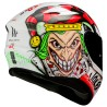 CASCO MT FF106 TARGO JOKER A0 BLANCO