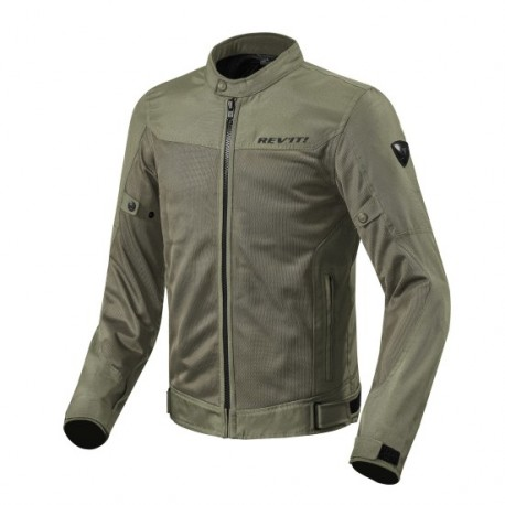 CHAQUETA REVIT ECLIPSE VERDE