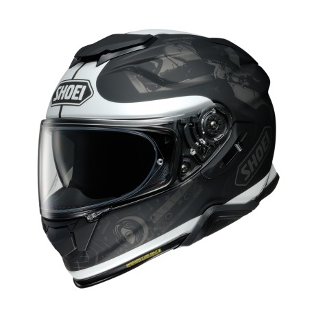 CASCO SHOEI GT-AIR 2 REMINISCE TC5