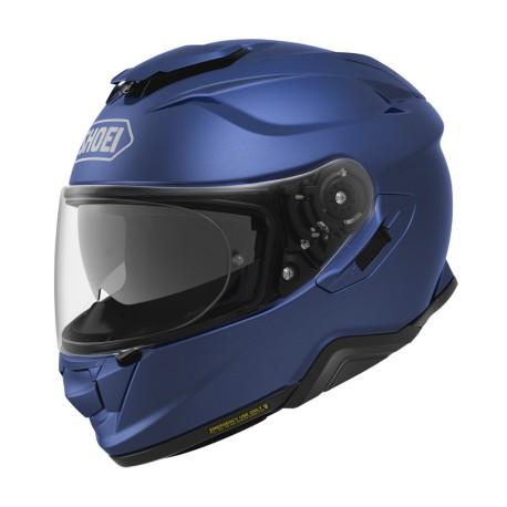 CASCO SHOEI GT AIR 2 AZUL MATE