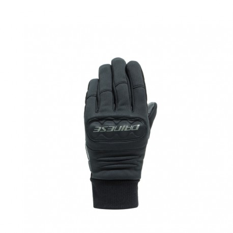 GUANTES DAINESE COIMBRA UNISEX WINDSTOPPER NEGRO