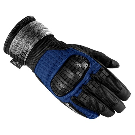 GUANTES SPIDI RAINWARRIOR H2OUT NEGRO AZUL