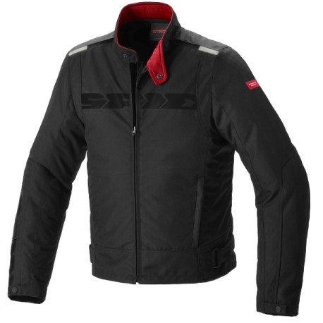 CHAQUETA SPIDI SOLAR H2OUT NEGRO