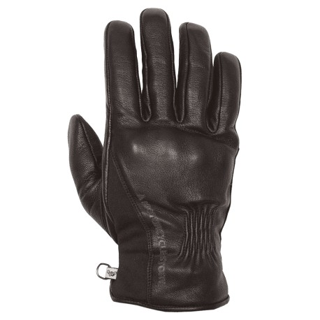 GUANTES HELSTONS PURE NEGRO