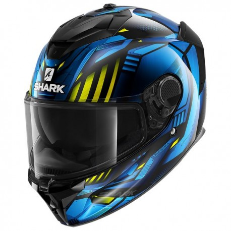 CASCO SHARK SPARTAN GT REPLIKAN KUB