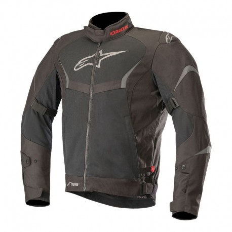 CHAQUETA ALPINESTARS T CORE AIR DS NEGRO