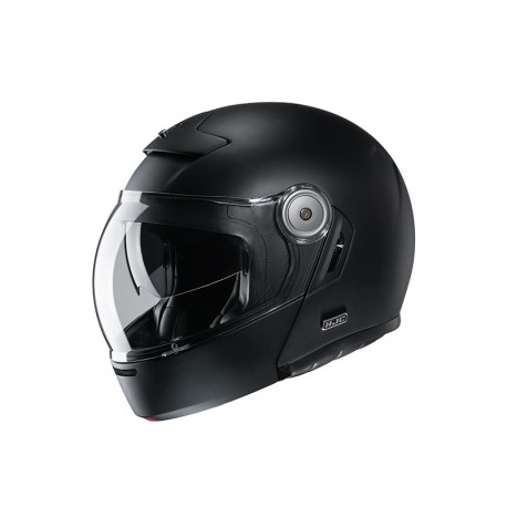 CASCO HJC V90 SEMI NEGRO MATE