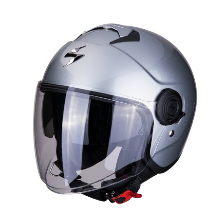 CASCO SCORPION EXO CITY PLATA