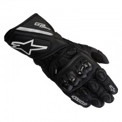 GUANTES ALPINESTARS GP PLUS NEGRO/BLANCO