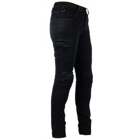 JEANS RACE RED LADY FALCON NEGRO