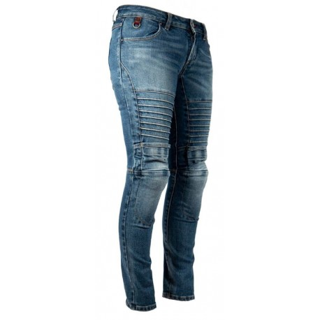JEANS RACE RED LADY TUONO AZUL