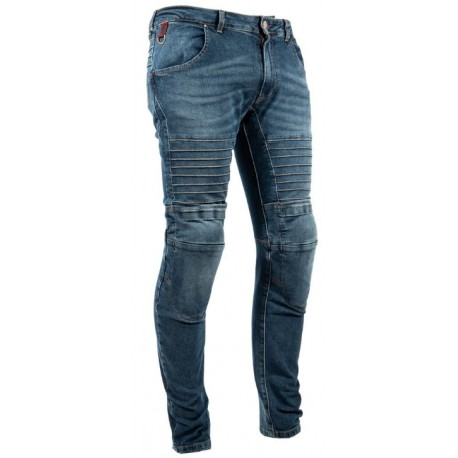 JEANS RACE RED NEW TUONO