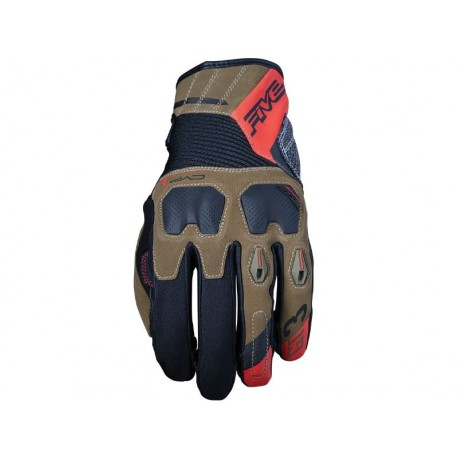 GUANTES FIVE5 GT3 MARRON