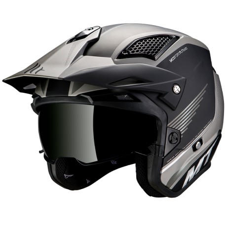 CASCO MT TR902SV DISTRICT SV POST B2 GRIS MATE