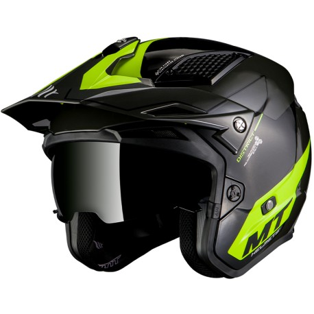 CASCO MT TR902SV DISTRIC SV SUMMIT H3 AMARILLO FLUOR