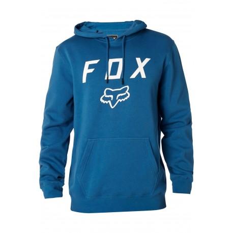 SUDADERA FOX LEGACY MOTH AZUL