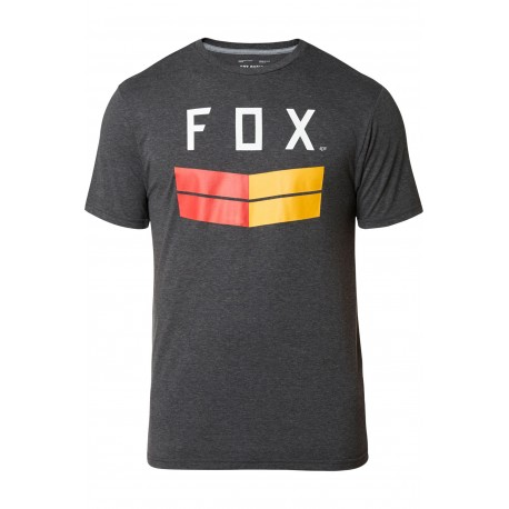 CAMISETA FOX FRONTIER TECH NEGRO