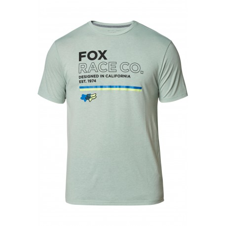 CAMISETA FOX ANALOG TECH AZUL