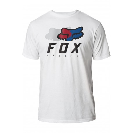CAMISETA FOX CHROMATIC PREMIUM BLANCO