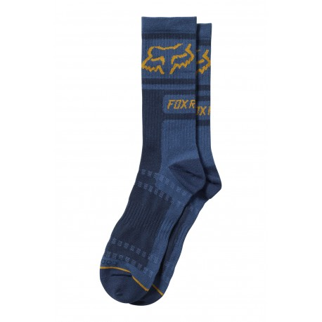 CALCETINES FOX JUSTIFIED CREW AZUL