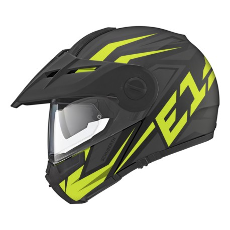 CASCO SCHUBERTH E1 TUAREG AMARILLO MATE