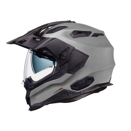 CASCO NEXX X.WED2 GRIS MARRON OSCURO