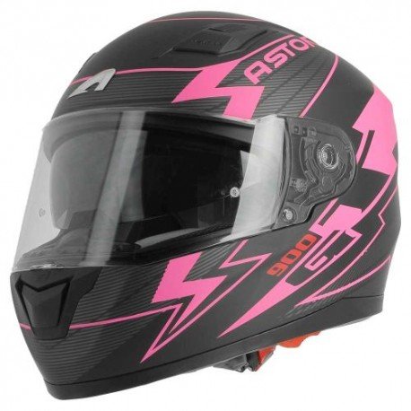 CASCO ASTONE GT 900 ARROW ROSA