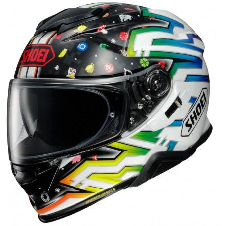 CASCO SHOEI GT-AIR 2 LUCKY CHARMS TC10
