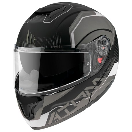 CASCO MT ATOM SV QUARK A0 BLANCO MATE