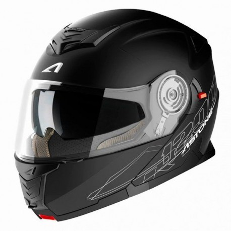 CASCO ASTONE RT1200 NEGRO MATE