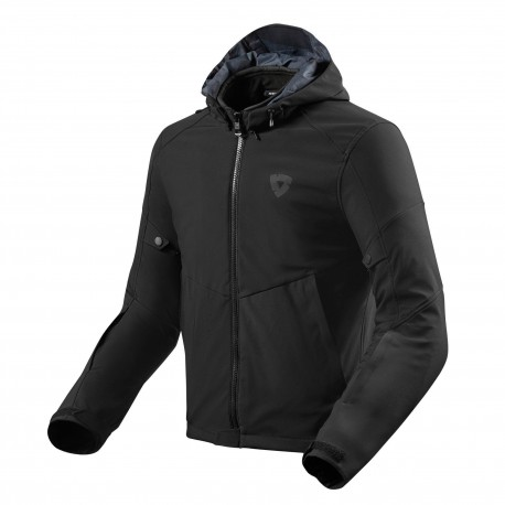 CHAQUETA REVIT AFTERBURN H2O NEGRO