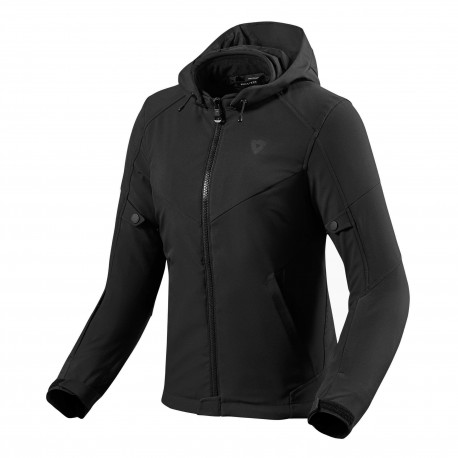 CHAQUETA REVIT AFTERBURN H2O LADY NEGRO