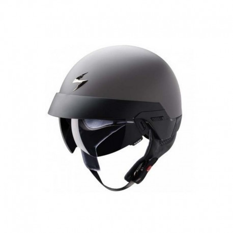 CASCO SCORPION EXO 100 SOLIDO ANTRACITA MATE