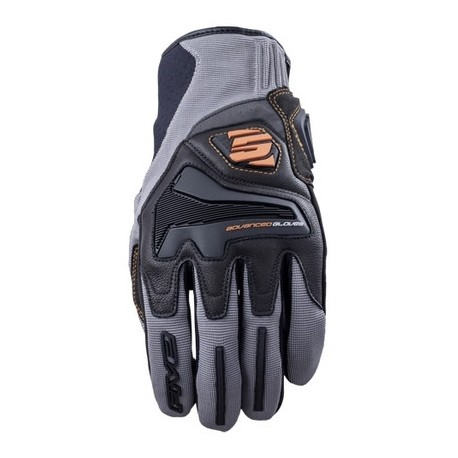 GUANTES FIVE5 RS4 GRIS