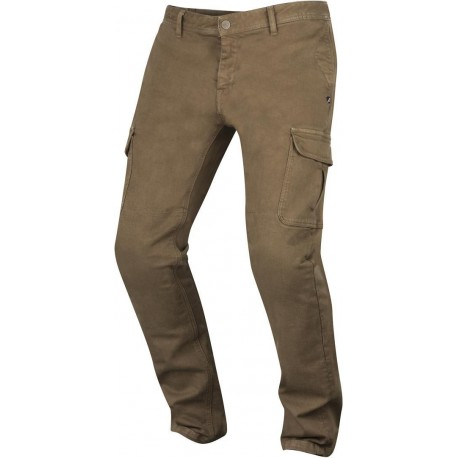 JEANS ALPINESTARS DEEP SOUTH DENIM CARGO BEIGE
