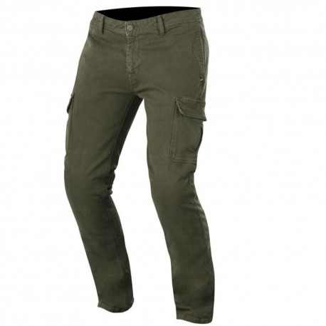 JEANS ALPINESTARS DEEP SOUTH DENIM CARGO VERDE