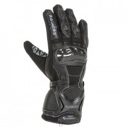 GUANTES RAINERS ADVENTURE NEGROS