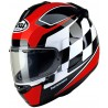 CASCO ARAI CHASER-X FINISH ROJO