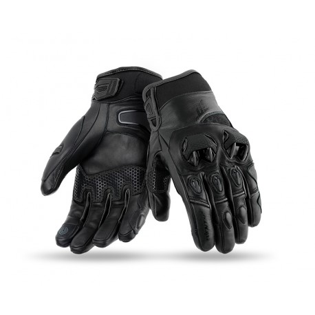 GUANTES SEVENTY DEGREES SD-N47 NAKED NEGRO
