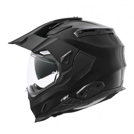 CASCO NEXX XD1 NEGRO BRILLO