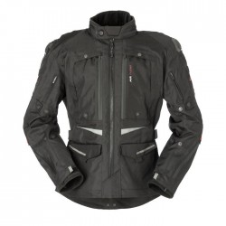CHAQUETA RAINERS ARROW NEGRA