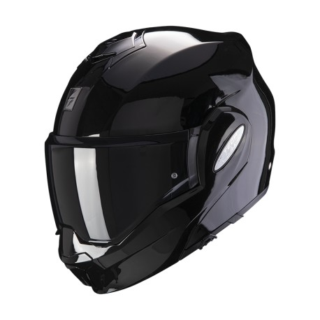 CASCO SCORPION EXO-TECH SOLID NEGRO