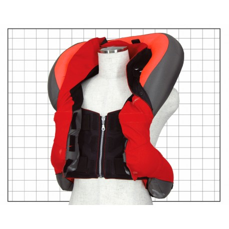 Chaleco airbag Helite RS-1